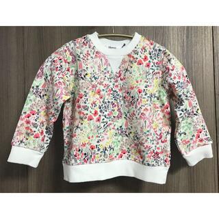 ボンポワン(Bonpoint)の【新品/2021SS新作】Bonpoint スウェットポピー 8a(Tシャツ/カットソー)