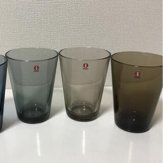 イッタラ(iittala)の新品☆イッタラ カルティオ ハイボール 3点(グラス/カップ)