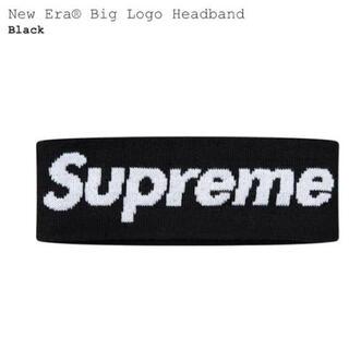 シュプリーム(Supreme)の18FW Supreme New Era Big Logo Headband (その他)