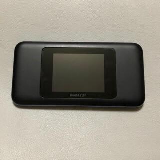 ファーウェイ(HUAWEI)のUQ WiMAX 2+ Speed Wi-Fi NEXT W06(その他)