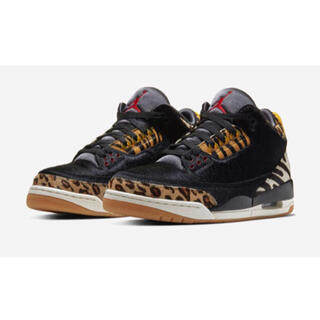 "ナイキ(NIKE)のAIR JORDAN 3 RETRO SE ""Animal Instinct""(スニーカー)"