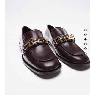 ザラ(ZARA)の新品ZARA ローファー(ローファー/革靴)