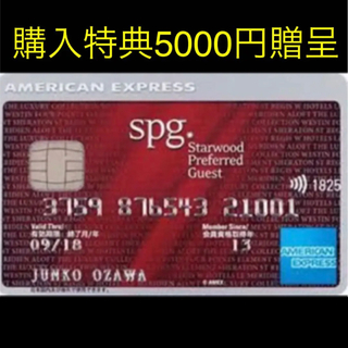 SPGアメックス紹介コード(その他)