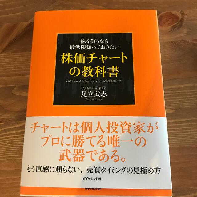 株を買うなら最低限知っておきたい株価チャ-トの教科書 エンタメ/ホビーの本(ビジネス/経済)の商品写真