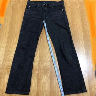 アールジーン(Earl Jean)のアールジーン EarlJean  サイズ23  ブラック(デニム/ジーンズ)