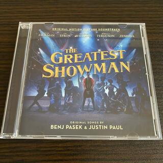 グレイテスト・ショーマン サウンドトラック CD 洋楽(映画音楽)