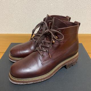 ウルヴァリン(WOLVERINE)のmilden FILD BOOT ボルドー 25cm ポルトガル製 ミルデン(ブーツ)