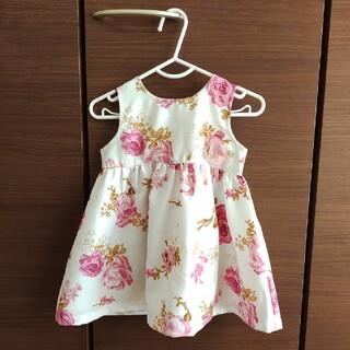 ニシマツヤ(西松屋)の西松屋 ドレス ワンピース 80 (セレモニードレス/スーツ)