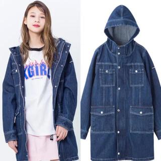 X-girl - デニムジャケット