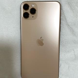 アップル(Apple)のiPhone11promax64G(スマートフォン本体)
