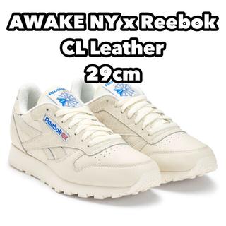 アウェイク(AWAKE)のawake reebok cl leather リーボック アウェイク(スニーカー)