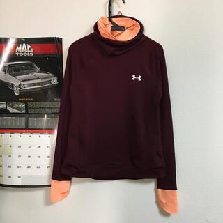アンダーアーマー(UNDER ARMOUR)の美品 アンダーアーマー アンダーシャツ インナーシャツ ロンT(Tシャツ(長袖/七分))
