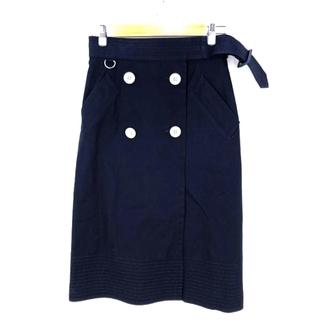 サカイ(sacai)のSacai(サカイ) トレンチスカート レディース スカート 巻き(その他)