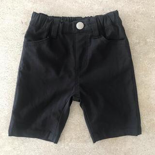 ブランシェス(Branshes)のbranches ブランシェス  ハーフパンツ  90サイズ ブラック(パンツ/スパッツ)