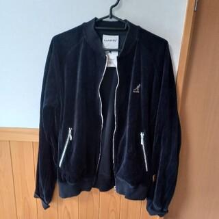 KANGOL - カンゴール ジャケット 黒