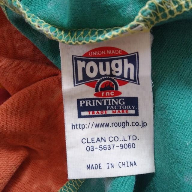 rough(ラフ)のrough 長袖シャツ レディースのトップス(Tシャツ(長袖/七分))の商品写真