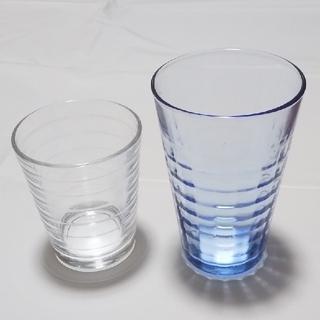 イッタラ(iittala)のDURALEX デュラレックス & iittala イッタラ グラス 2個セット(グラス/カップ)