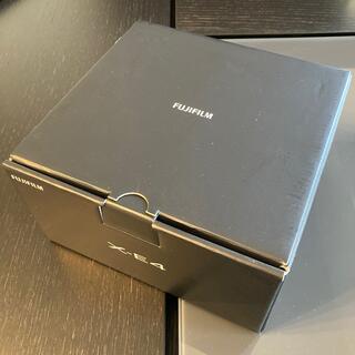 フジフイルム(富士フイルム)のゆ様専用 Fujifilm X-E4 ブラック 未開封新品(ミラーレス一眼)