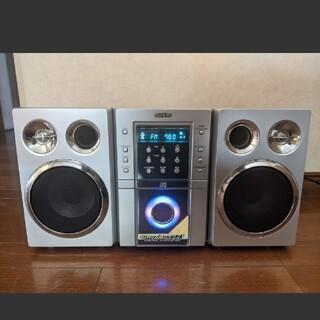 サンヨー(SANYO)のSANYO デジタルアンプ cdコンポ dc-d1(アンプ)