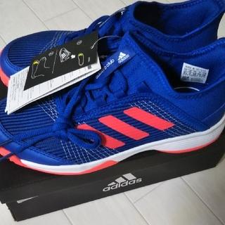 アディダス(adidas)のテニスシューズ  adidas 新品  21.5cm(シューズ)