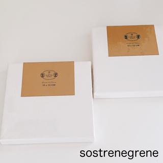 キャンバス Søstrene Grene 【新品 未使用】(ボードキャンバス)