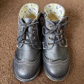 アシナガオジサン(あしながおじさん)の【本日お値下げ】子供用ブーツ【あしながおじさん】(ブーツ)