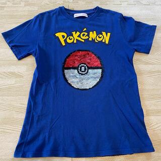 ザラキッズ(ZARA KIDS)のポケモンTシャツ 128㎝(Tシャツ/カットソー)