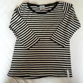 エディットフォールル(EDIT.FOR LULU)のエディットフォールル ボーダーTシャツ(Tシャツ(長袖/七分))