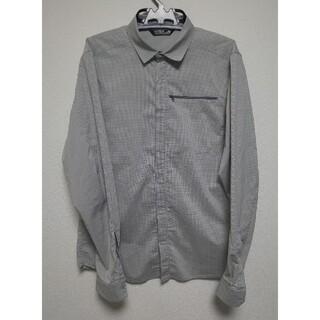 アークテリクス(ARC'TERYX)のARC'TERYX Kaslo L/S Shirts グレー size:M(シャツ)