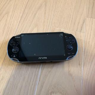 SONY PlayStationVITA 本体  PCH-1100 AB01(携帯用ゲーム機本体)