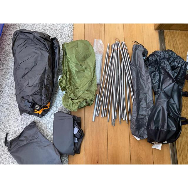 ARAI TENT(アライテント)のドマドームライト 2(2人用)(アライテント) スポーツ/アウトドアのアウトドア(登山用品)の商品写真