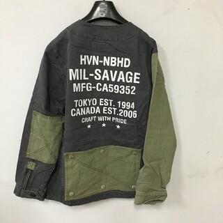 ネイバーフッド(NEIGHBORHOOD)のNEIGHBORHOOD x HAVEN M-65 C-JKTジャケット(Gジャン/デニムジャケット)
