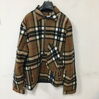 we11done Tweed pullover ブルゾン(ブルゾン)
