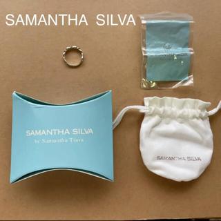 サマンサシルヴァ(Samantha Silva)のサマンサシルヴァ ダイヤリング 9号(リング(指輪))