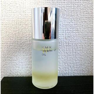 アールエムケー(RMK)のRMK Wトリートメントオイル 美容液(オイル/美容液)