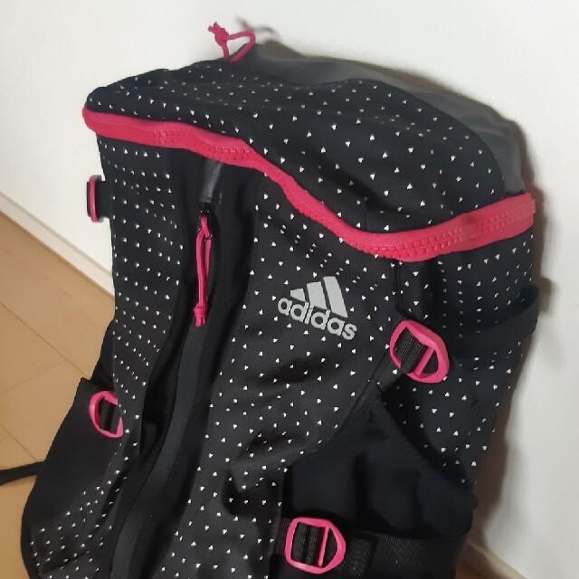 adidas(アディダス)のadidas リュックサック レディースのバッグ(リュック/バックパック)の商品写真