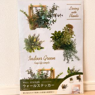 Francfranc - 木 草花 植物 ウォールステッカー2