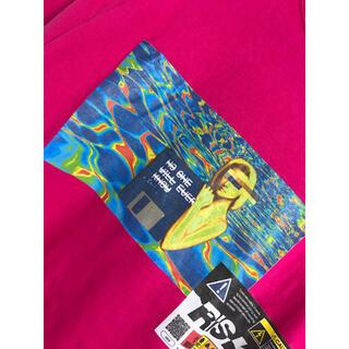 ミルクボーイ(MILKBOY)の金狂女芸術。廃盤RISKYロンTCAUTION FR2 ASSC 論理 Agem(Tシャツ/カットソー(七分/長袖))