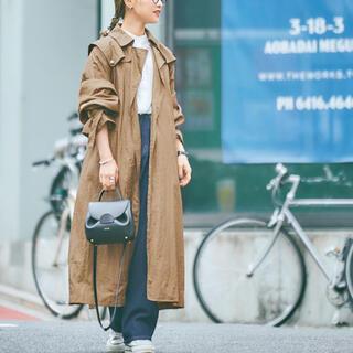 コウベレタス(神戸レタス)の神戸レタス 田中亜希子さんコラボ ナイロンロングトレンチコート(トレンチコート)