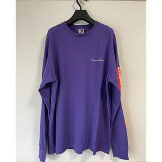 シュプリーム(Supreme)のBLACKEYEPATCH ロンT Lサイズ(Tシャツ/カットソー(七分/長袖))