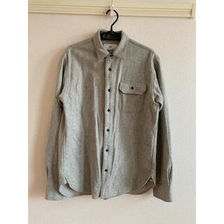 ドアーズ(DOORS / URBAN RESEARCH)のURBANRESEARCH DOORS メンズウールシャツ シャツジャケット(シャツ)