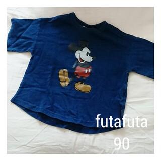 フタフタ(futafuta)の【新品未使用 】バースデイ フタフタ ディズニー ミッキーT(Tシャツ)