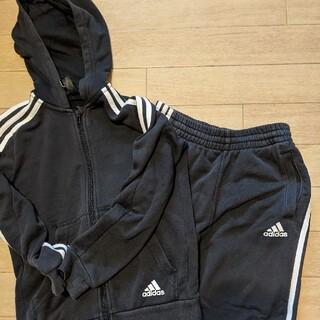 アディダス(adidas)のアディダス140センチジャージ上下(その他)