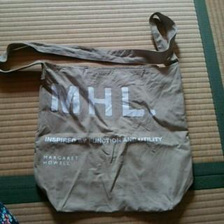 エムエイチアイバイマハリシ(MHI by maharishi)のMHL肩掛けバッグ(ショルダーバッグ)