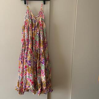 カイラニ(Kai Lani)のlaniワンピース 花柄(ロングワンピース/マキシワンピース)