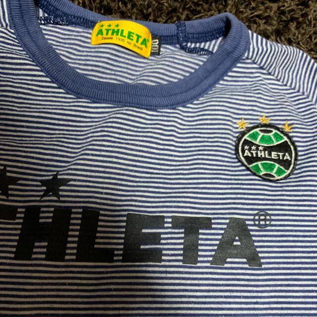 ATHLETA(アスレタ)のアスレタ キッズ/ベビー/マタニティのキッズ服男の子用(90cm~)(Tシャツ/カットソー)の商品写真
