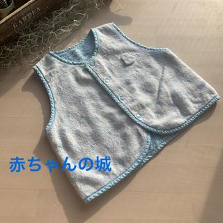 赤ちゃんの城 ベスト 70~80(カーディガン/ボレロ)