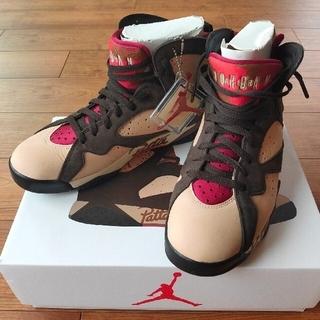 ナイキ(NIKE)の28cm Nike Air Jordan 7 Retro Patta別注 限定(スニーカー)