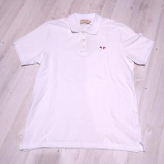 メゾンキツネ(MAISON KITSUNE')の定価より半額以上OFF メゾンキツネ ポロシャツ S(ポロシャツ)