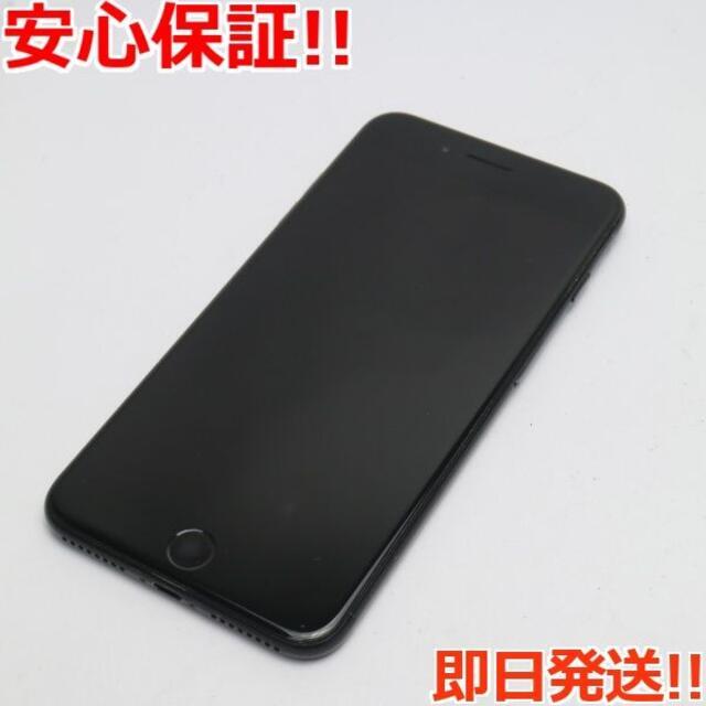 iPhone(アイフォーン)の良品中古 SOFTBANK iPhone7 PLUS 32GB ブラック  スマホ/家電/カメラのスマートフォン/携帯電話(スマートフォン本体)の商品写真